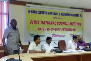 First National Council Meeting