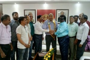 ADG Mr. Reddy DAVP
