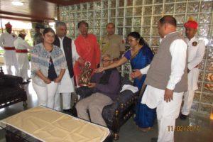 Gujarat Governor Visit